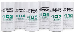 West System Fillers & Additives