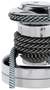 Andersen Standard Self-Tailing Winch with Power Rib