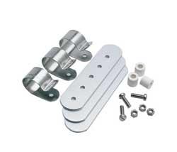 Ankarolina mounting kit included