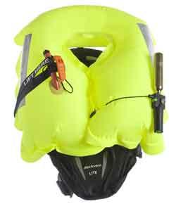 Spinlock Deckvest LITE 170N Pro Sensor Lifejacket
