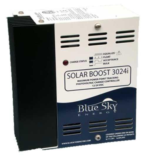Blue Sky Energy Solar Boost 3024iL MPPT Regulator - bluemarinestore.com