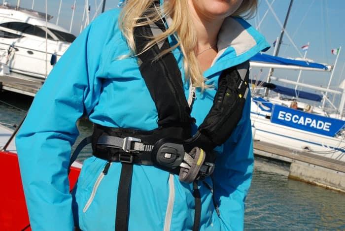 Chaleco Spinlock Deckvest 5D 170N Hammar - bluemarinestore.com