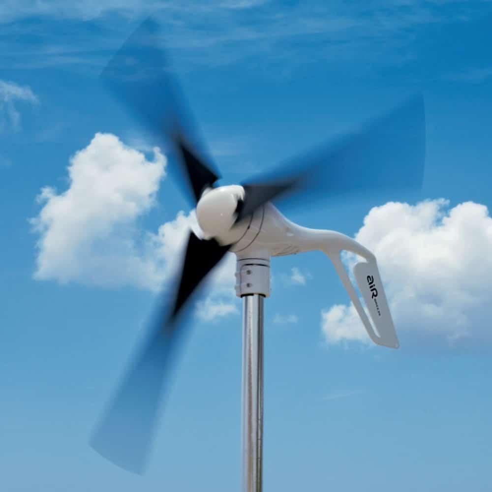 Air Breeze Marine Wind Generator - bluemarinestore.com