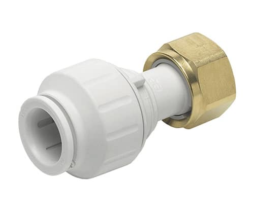 "Speedfit 15mm - 1/2"" Straight Tap Connector - bluemarinestore.com"