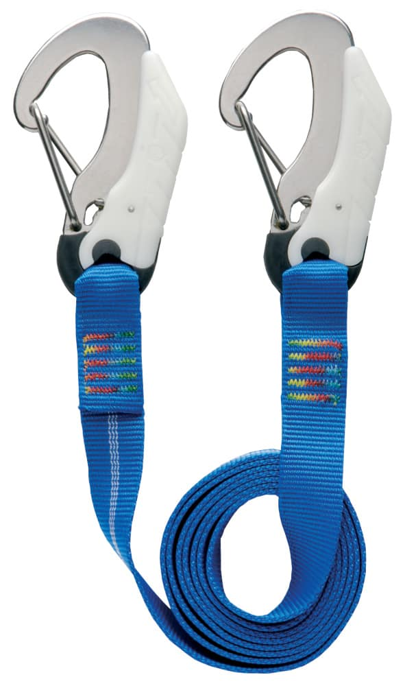 Wichard Tether - 2 Double Action Hooks - bluemarinestore.com