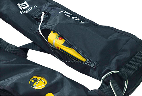 Plastimo Pilot Race 150N Lifejacket