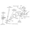 Whale Gusher® 10 MK 2 / MK 3 Spare Parts & Service Kits - bluemarinestore.com