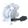 Whale Gusher Galley MK 3 Foot Pump - bluemarinestore.com