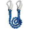 Wichard Elastic Tether - 2 Double Action Hooks - bluemarinestore.com