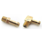 Brass 3/8 - 8mm Connector for Facet Fuel Pumps - bluemarinestore.com