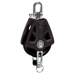 Lewmar Single Synchro Block with Becket - bluemarinestore.com