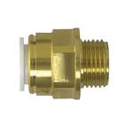 "Speedfit 15mm - 1/2"" Male Connector - bluemarinestore.com"