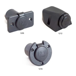 Sutars 12V DC Socket with Cover - bluemarinestore.com