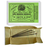W. Smith & Son Sailmaker's Needles - bluemarinestore.com