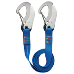 Wichard Tether - 2 Double Action Hooks - bluemarinestore.com