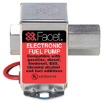 Facet Cube Solid State Electronic Fuel Pump - bluemarinestore.com