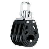 Harken Carbo Triple Swivel Airblocks - bluemarinestore.com