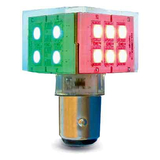 Lunasea Tri-Color Navigation LED - Series 40 - bluemarinestore.com
