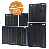 Solara M-Series Semi Flexible Marine Solar Panels