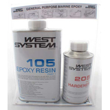 West System Epoxy A Pack (1.2 kg) - bluemarinestore.com