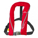 Plastimo Pilot 165N Automatic Lifejacket with Harness - bluemarinestore.com