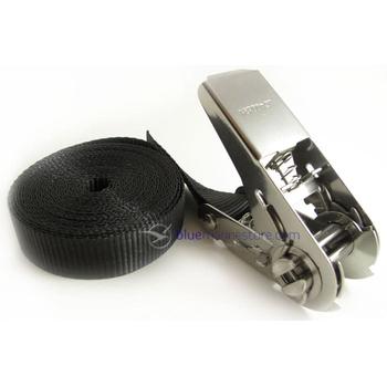 Spannolina - Stainless Steel Ratchet Webbing Straps