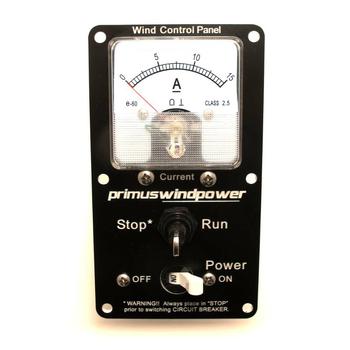 Primus Windpower Wind Control Panel